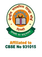 Affiliated to CBSE