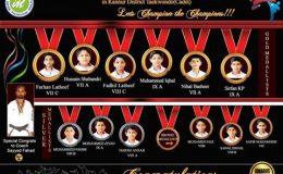 Taekwondo Championship 2016-17