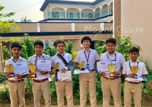 Recognised the talents of students exhibited in Cookery