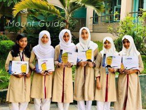 Winners of MGI Science Quiz 20181
