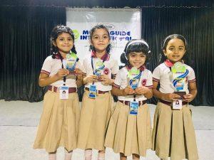 Winners of Story Telling Malayalam LKG
