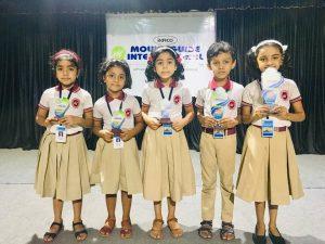 Winners of Story Telling Malayalam1