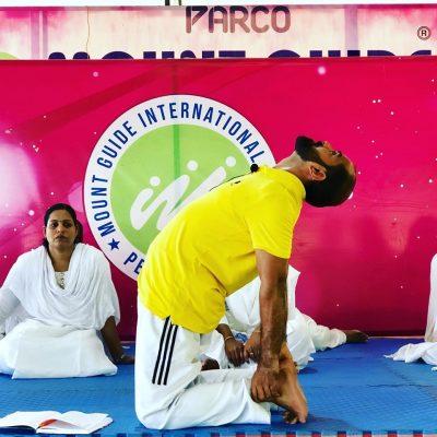 5th International Yoga Day Celebration