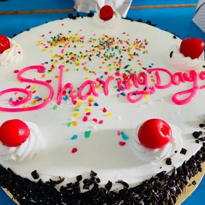 Sharing Day (III-V)