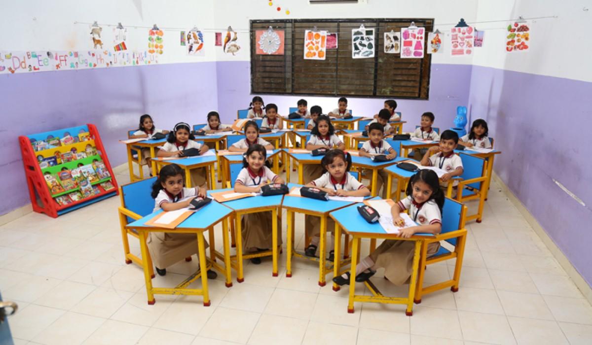 Kindergarten – 1