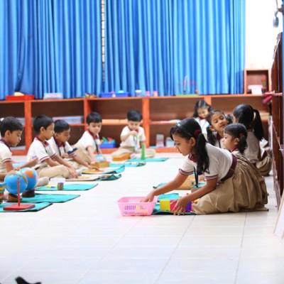 Kindergarten – 3