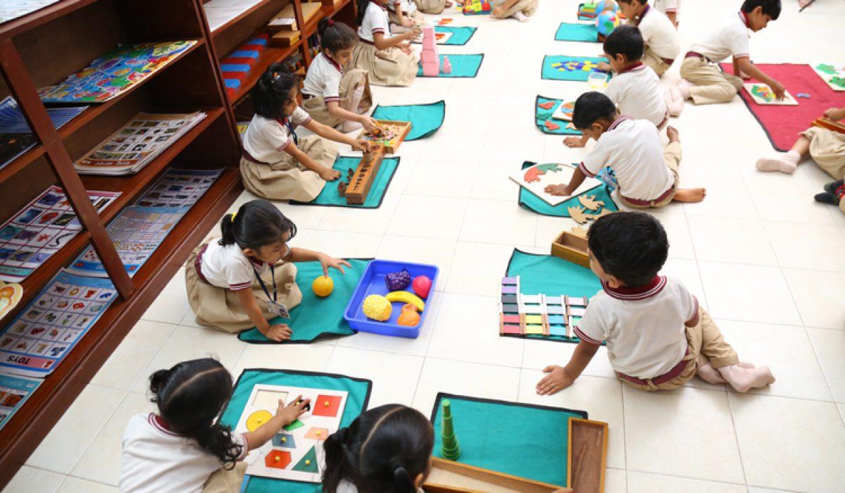 Kindergarten – 6
