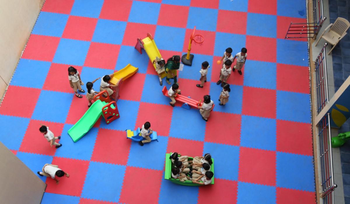 Kindergarten – 8