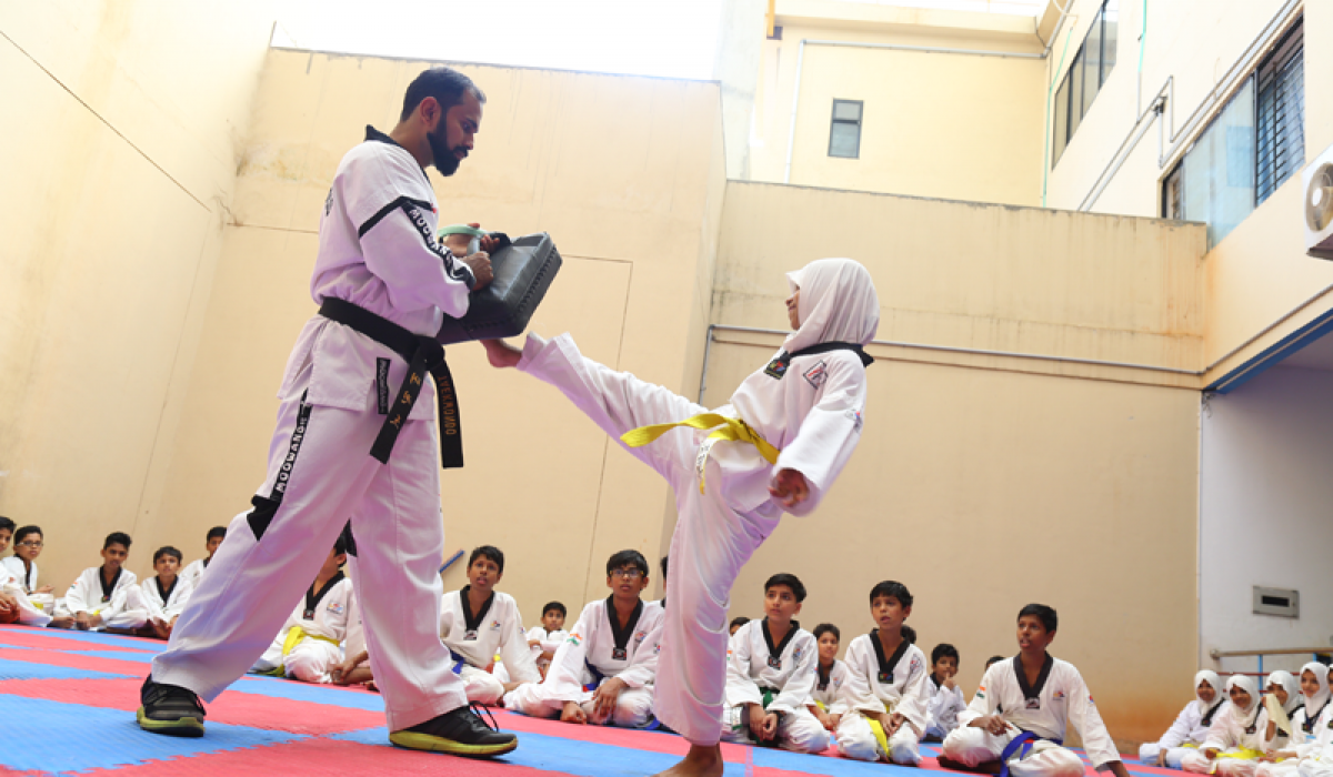 All Kerala CBSE Taekwondo Championship 2015-16