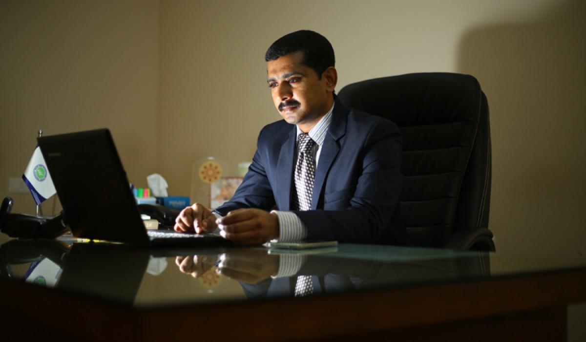 Faisal.K.K – Executive Director