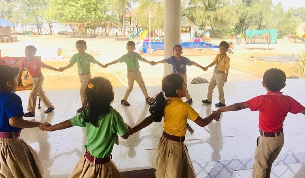 Edutainment Trip for KG Students