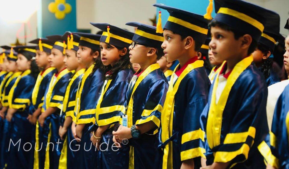 Graduation Day – Kindergarten