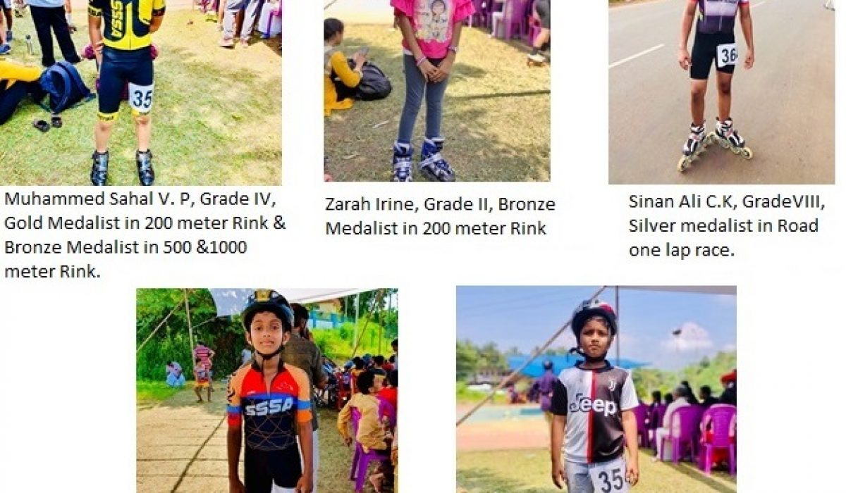 Kannur District Roller Skating Championship 2019-20
