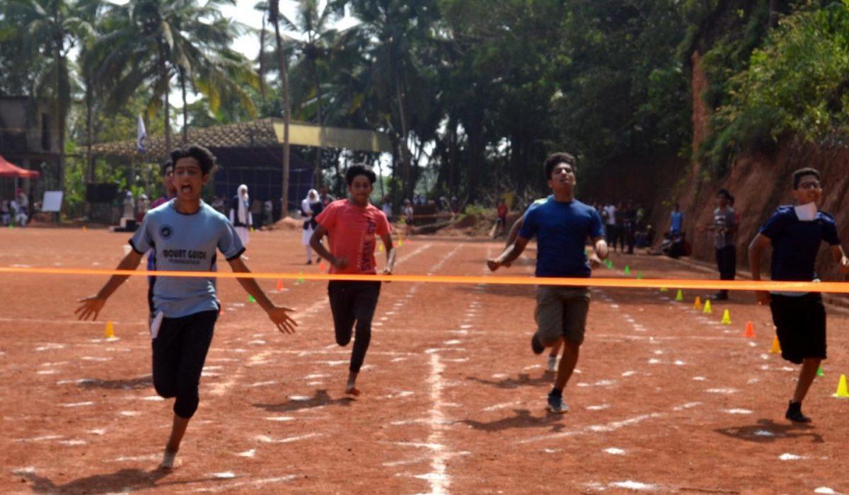 Sports Day 2019 (High School)