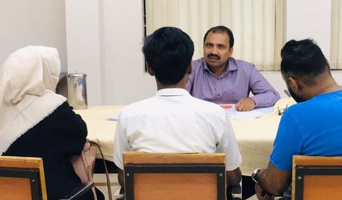 Career Counselling by M.S.Jaleel, Career Guru