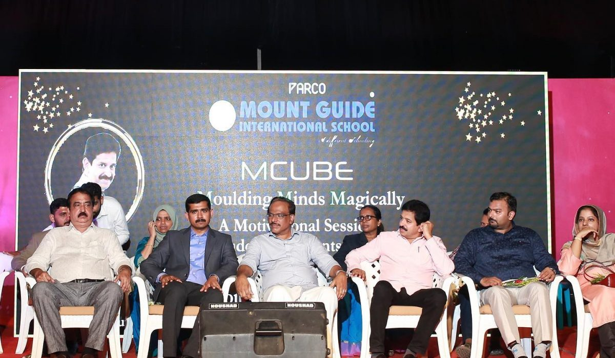 Moulding Minds Magically – A Motivational Session by Gopinath Muthukad