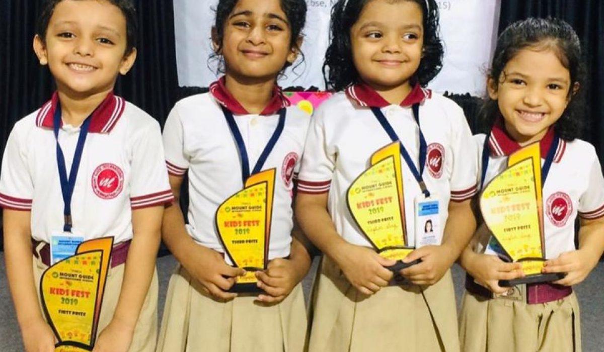 Kids Fest Winners 2019
