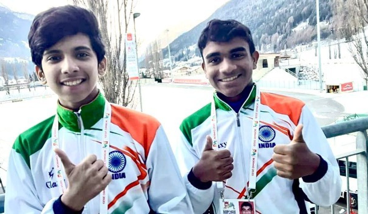 Best wishes for Muhammed Sinan VP who is representing India in the World Ice skating championship being held at Bormio, Italy