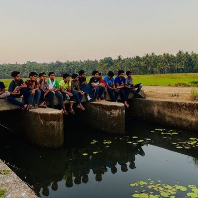 A Camp by Eco Club