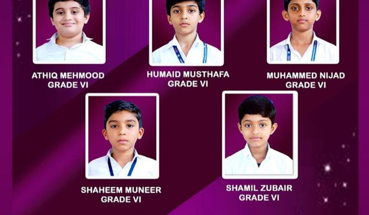 Kannur District Taekwondo Championship winners 2019-20