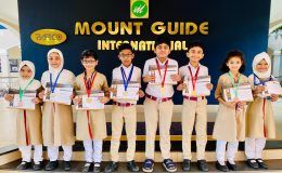 International Olympiad Medalists 2019-20